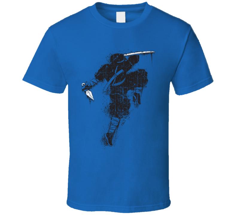 Ninja Warrior T Shirt