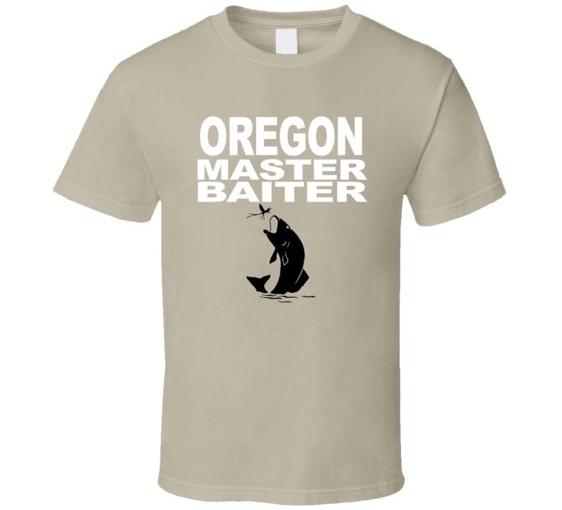 Oregon Master Baiter T Shirt