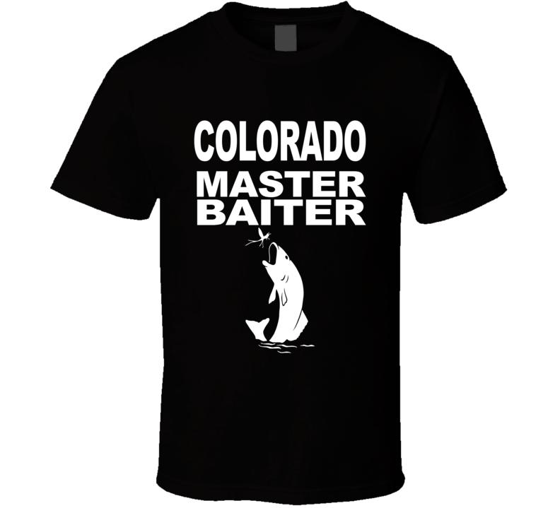 Colorado Master Baiter T Shirt