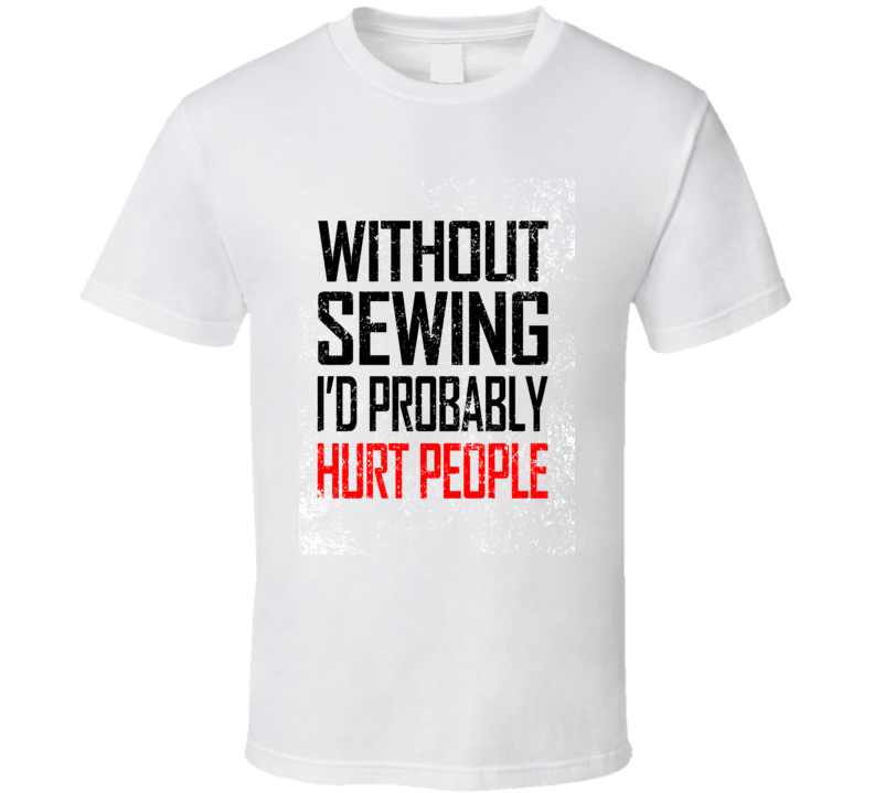 Sewing TShirt available in Male/Female All Sizes upto 5XL