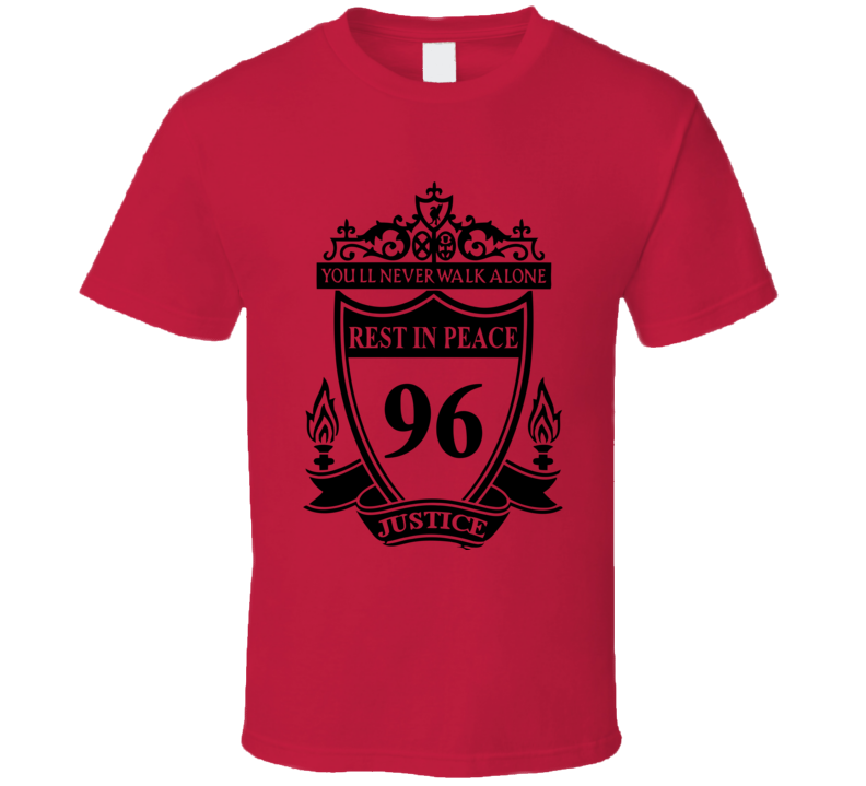 Liverpool FC Justice T Shirt