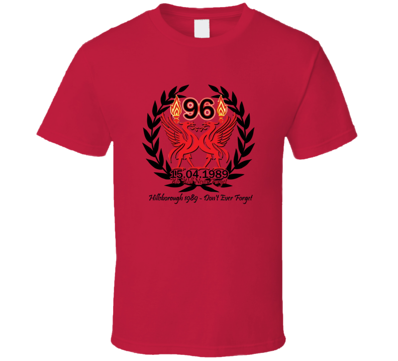 Liverpool FC Justice T Shirt 4