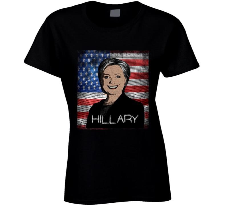 Hillary T Shirt