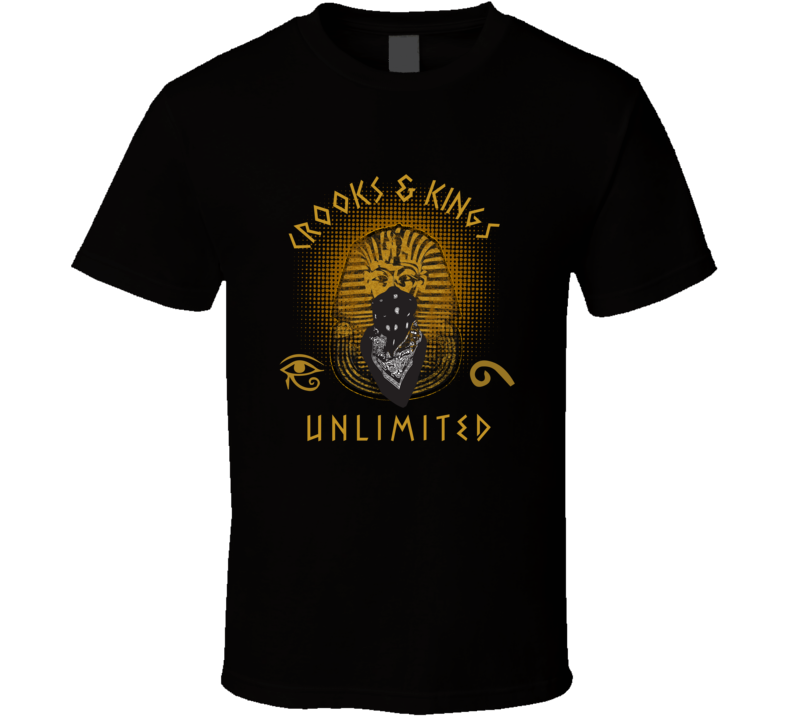 Crooks & Kings Unlimited T-Shirt