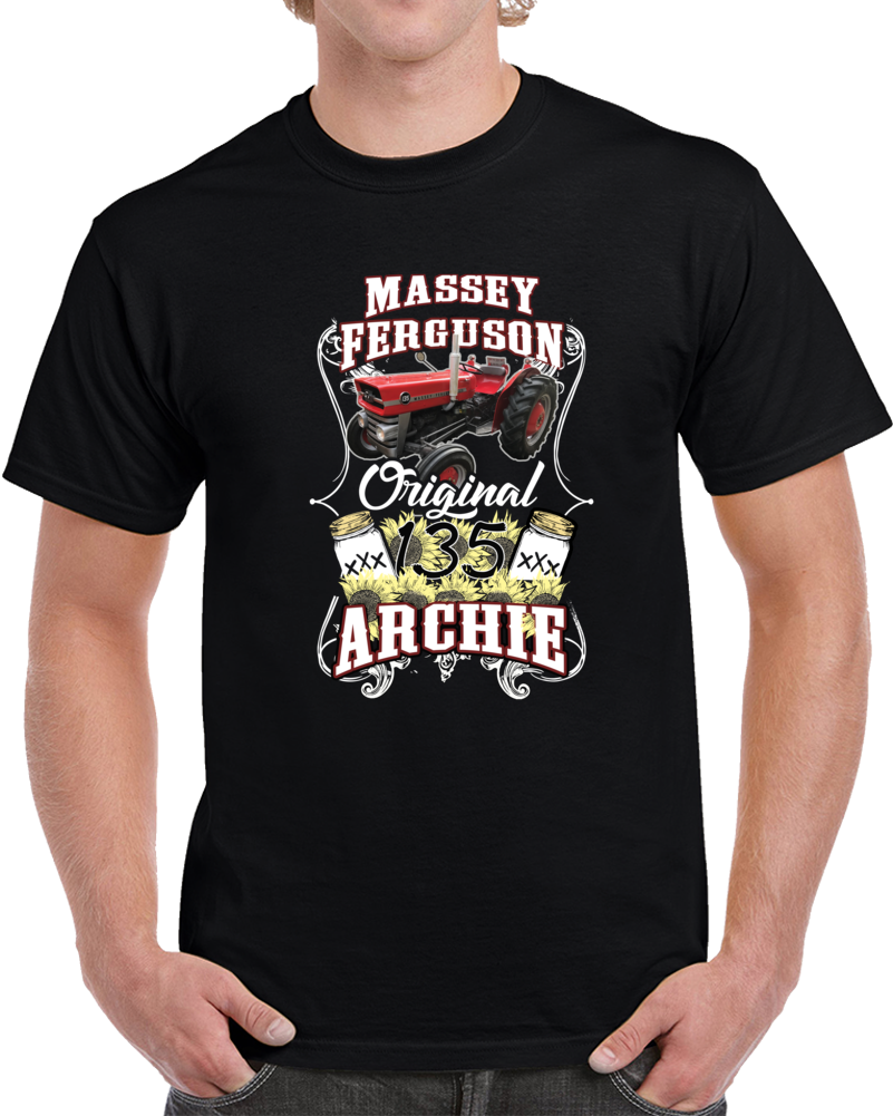 Massey Ferguson Original Tractor 135 Series T Shirt