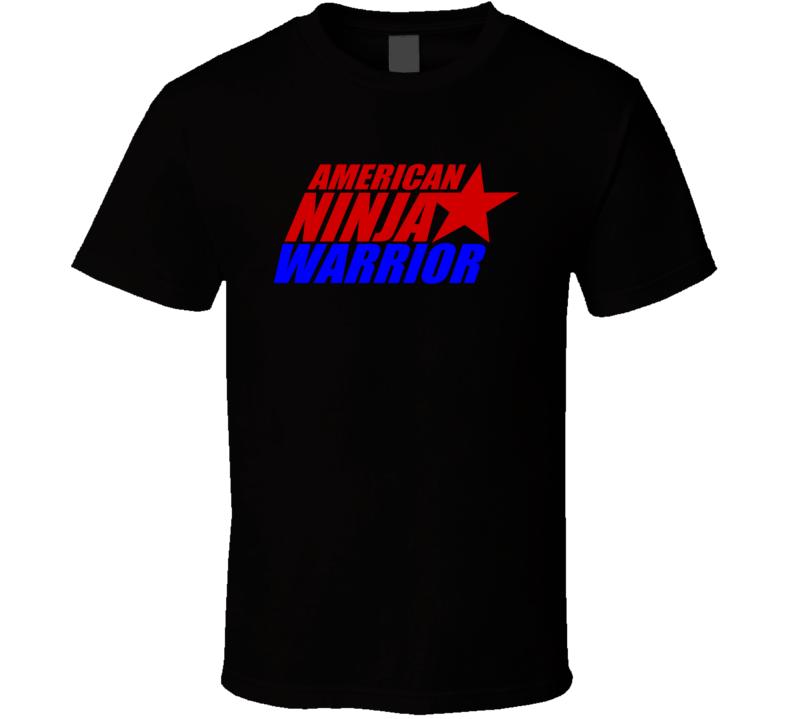 American Ninja Warrior Logo Tshirt