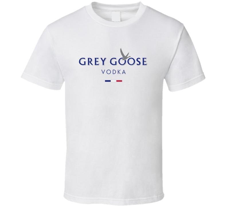Grey Goose Vodka Logo T Shirt