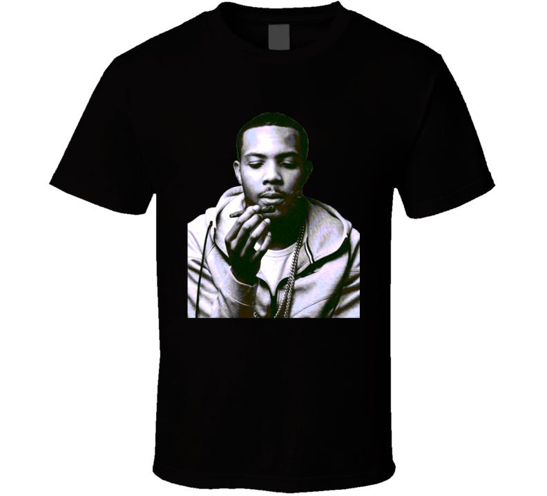G Herbo Lil Herb Smoking Backwoods Blunt Chicago Chiraq Rap Hip Hop Drill Trap Music T Shirt