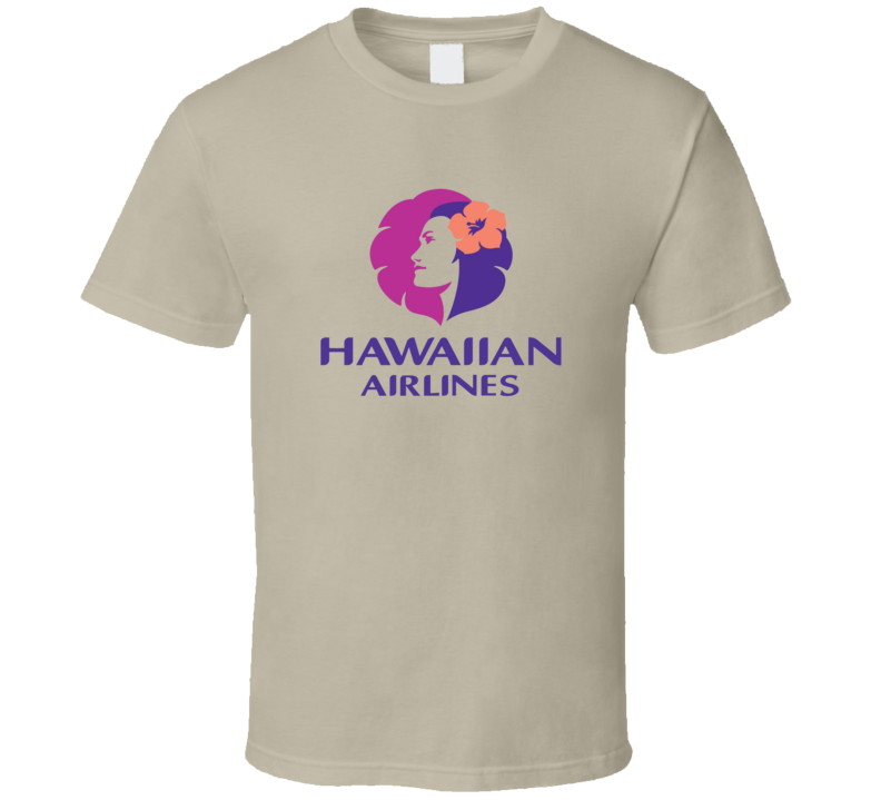 Hawaiian Airlines Cool Logo T Shirt