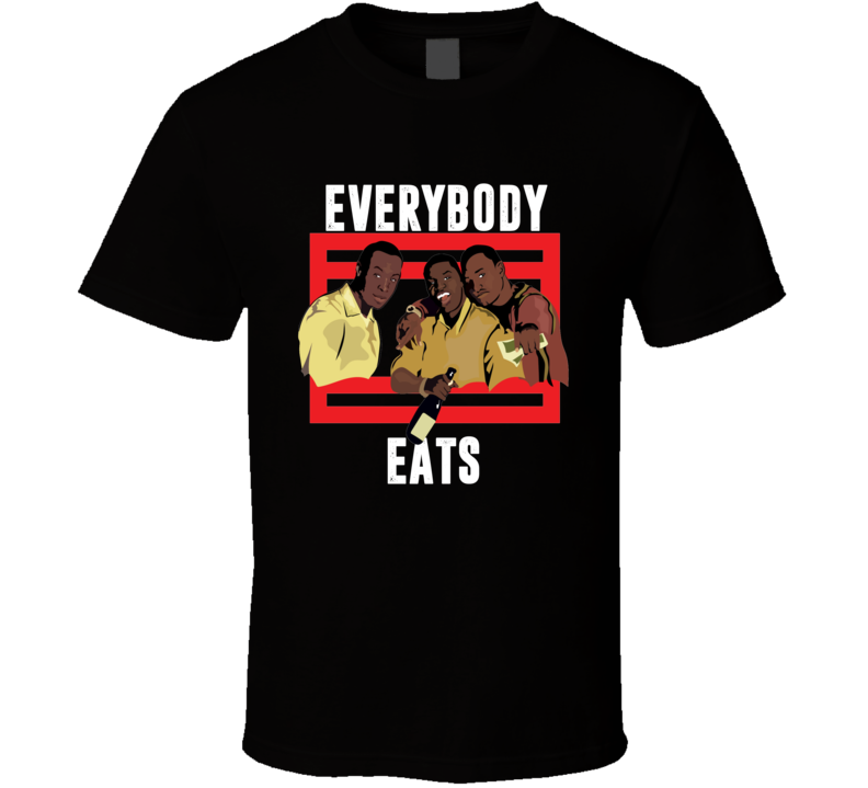 Paid In Full Quote Everybody Eats Cool Camron Gangster Movie T Shirt