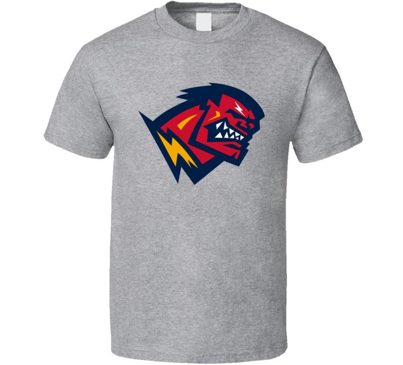 XFL Orlando Rage Football Team Logo Sports Fan T Shirt