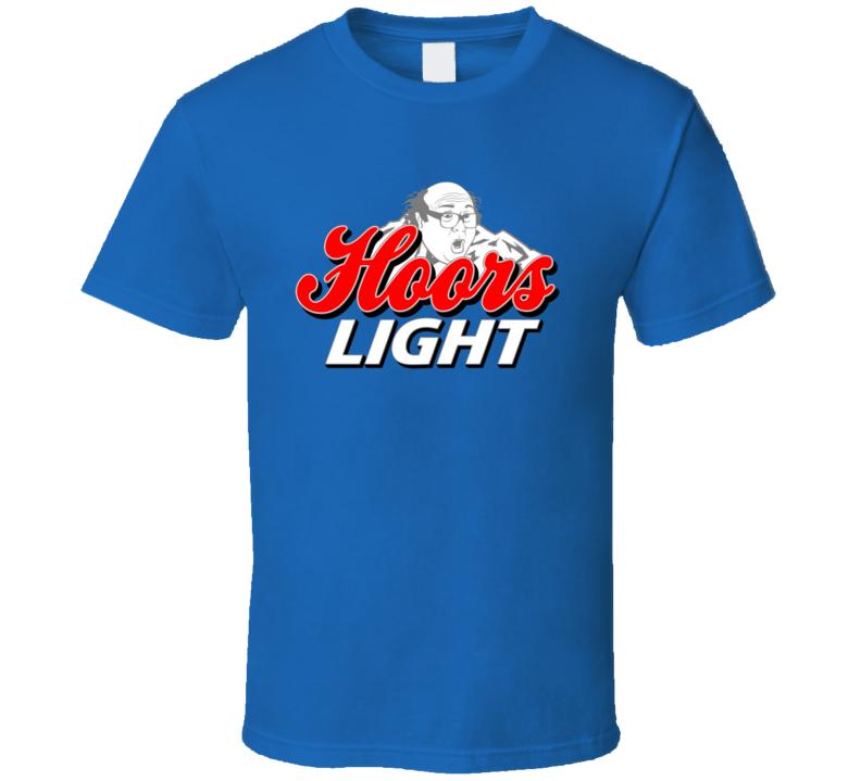Hoors Light Funny Frank Reynolds Always Sunny In Philadelphia TV Show Fan T Shirt