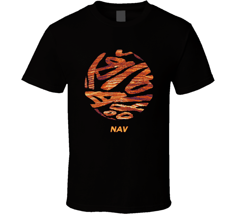 NAV Beatsbynav Toronto Rapper Rap Hip Hop Music Fan Album Cover T Shirt