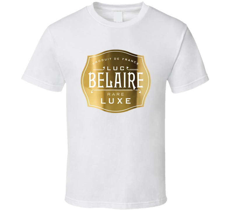 Belaire Luxe DJ Khaled Popular Champagne Bottle Logo T Shirt