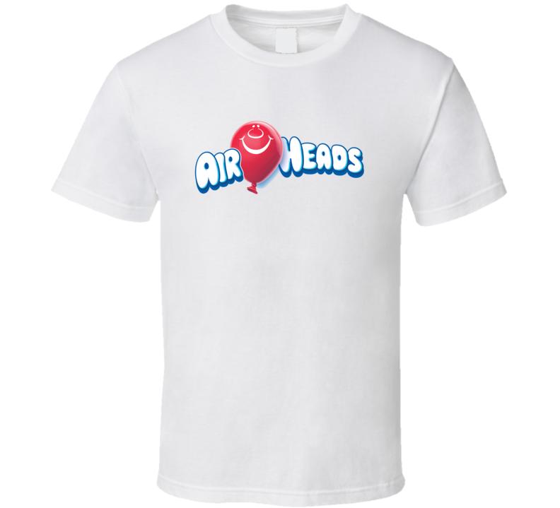 Air Heads Popular Candy Bar Junk Food Lover T Shirt