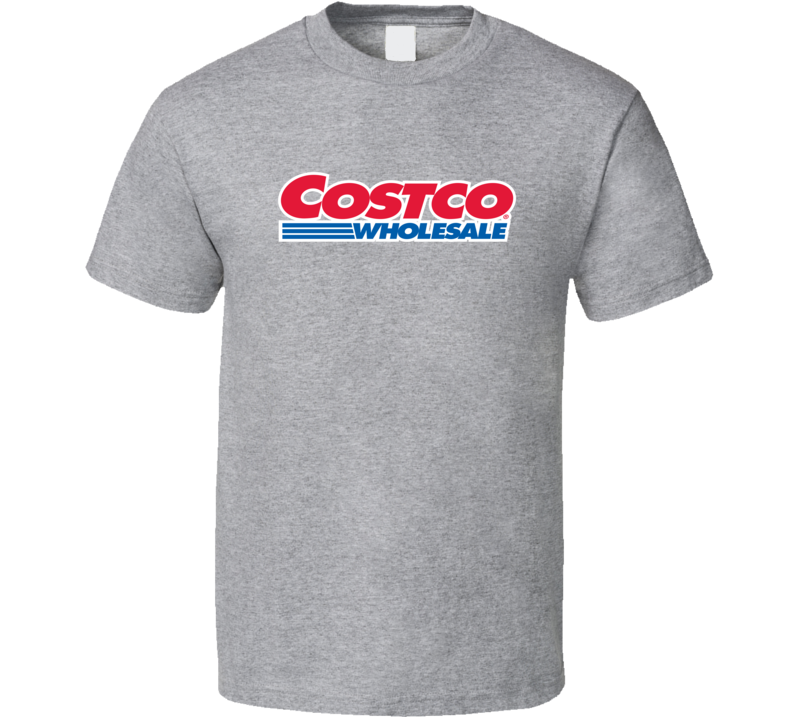 Costco Wholesale Warehouse Store Brand Logo T Shirt
