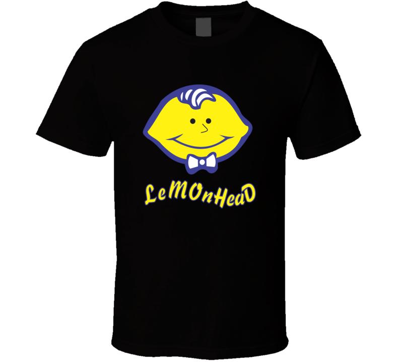 LemonHead Popular Retro Candy Bar Junk Food Lover T Shirt