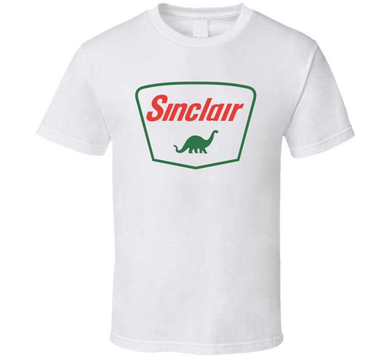 Sinclair Gas Station Store Cool Brand Logo Car T Shirt