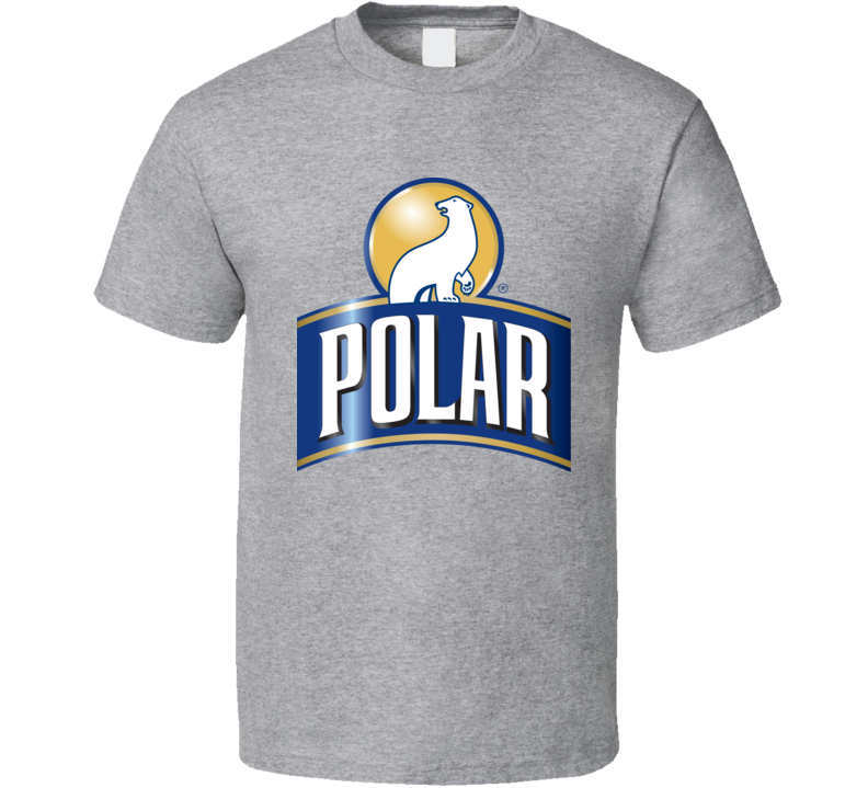 Polar Popular Soft Drink Soda Juice Brand LogoT Shirt