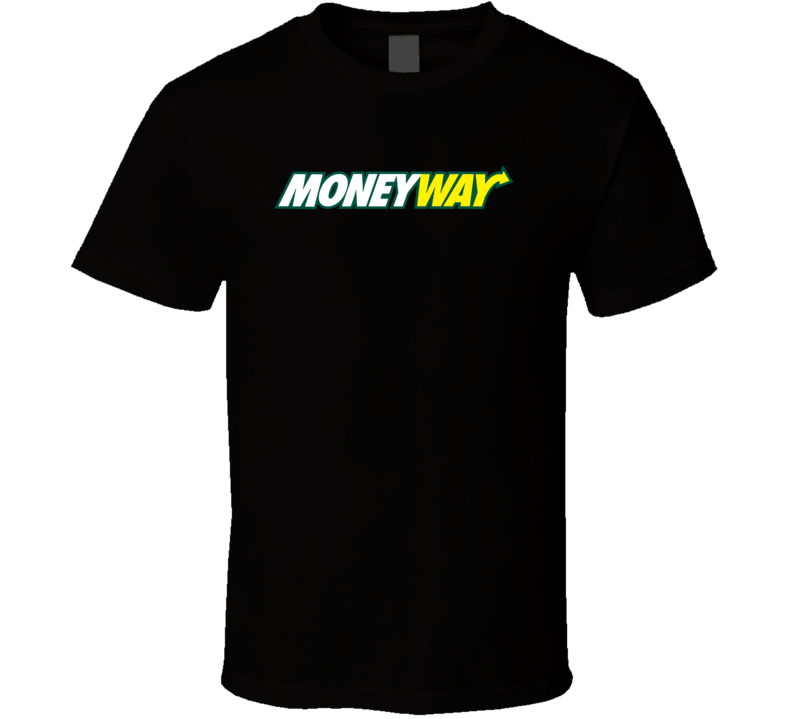 The Money Way Moneyway Rich The Kid Migos Rich Forever Music Rap Hip Hop Fan T Shirt