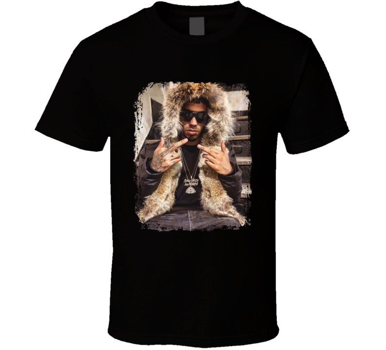 Anuel AA Latin Trap Rapper Rap Hip Hop Music Fan T Shirt