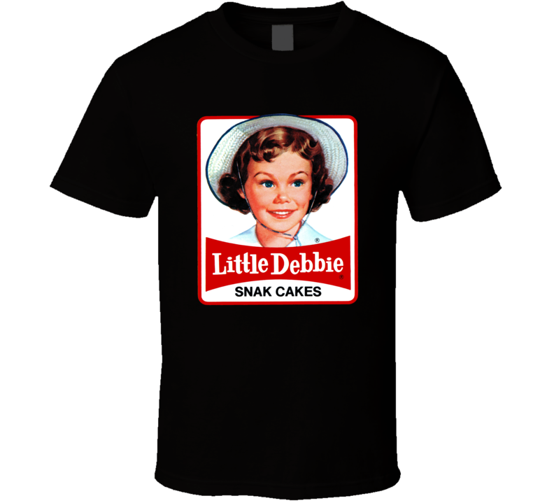 Little Debbie Snack Cakes Food Brand Logo T Shirt