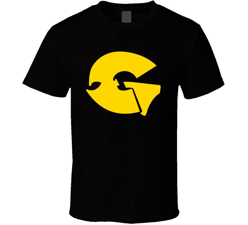 GZA Logo Wu Tang Rap Hip Hop Music Fan T Shirt