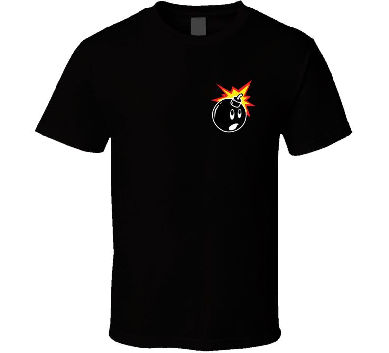 The Hundreds Bomb Logo Cool T Shirt