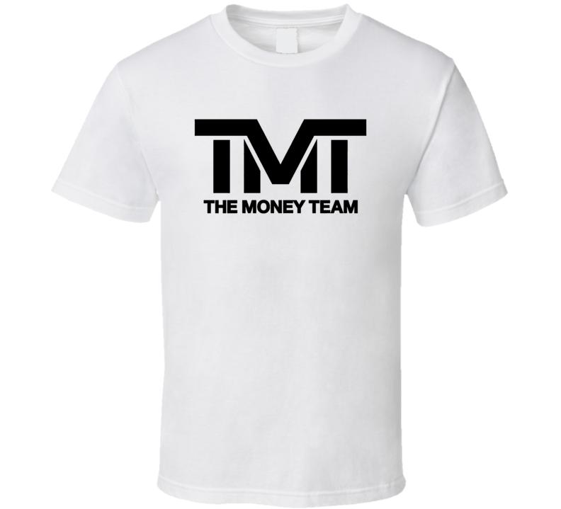 The Money Team Logo Floyd Mayweather Cool Boxer Fan T Shirt