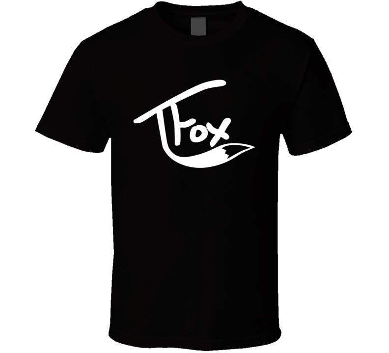 Tanner Fox Tfox Cool Popular Youtuber Logo T Shirt