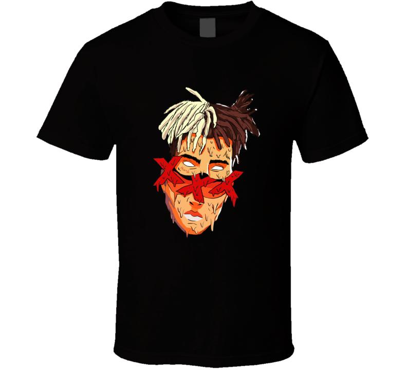 Revenge Cool Devil Horns Rap Rapper Fan T Shirt