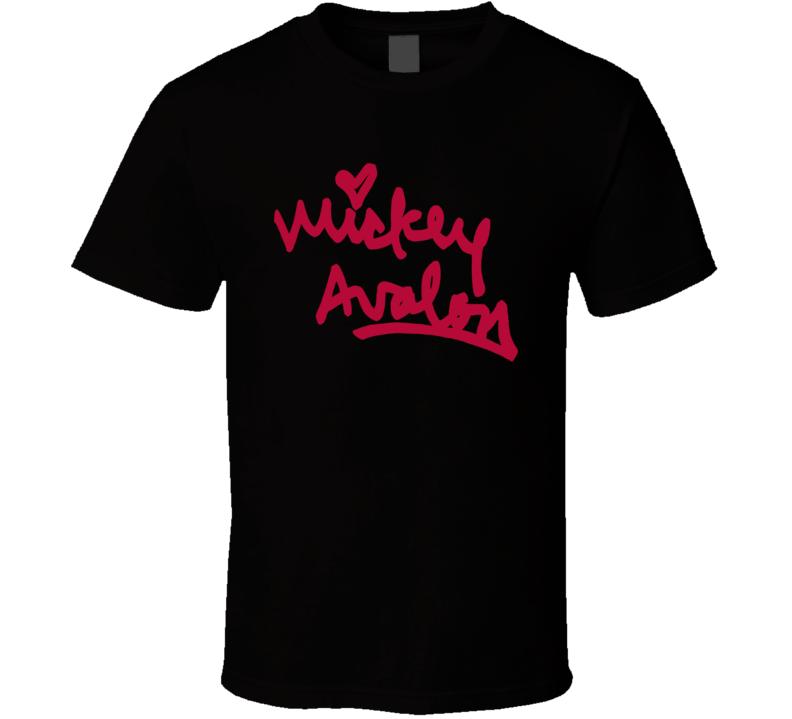 Mickey Avalon Logo Rapper Rap Hip Hop Music Fan T Shirt