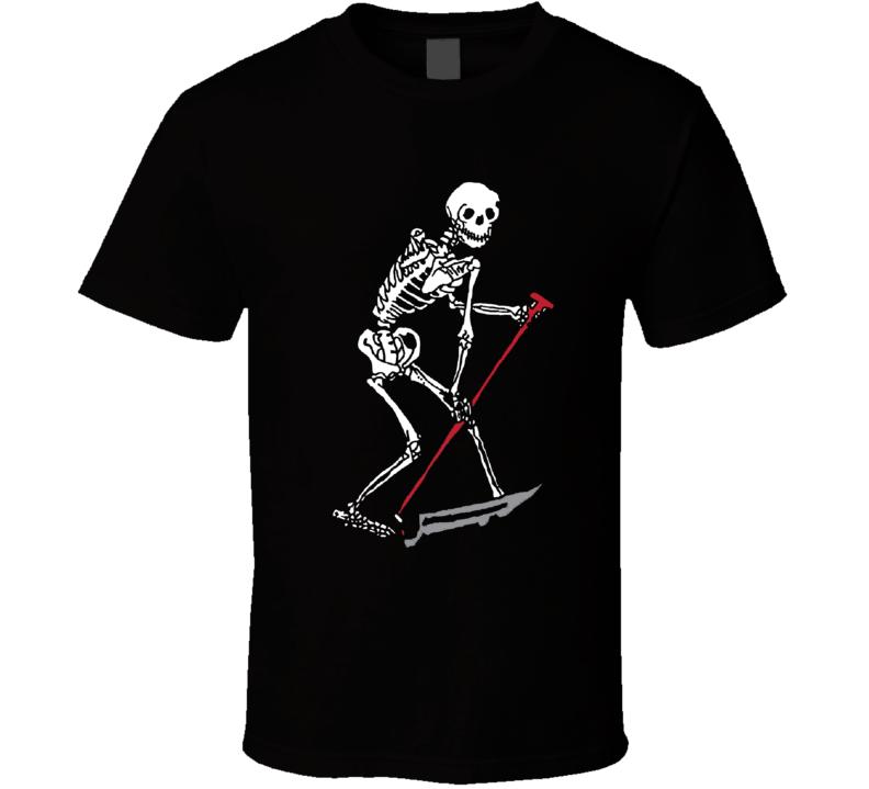 Lil Peep Cool Skeleton Rap Hip Hop Music Fan T Shirt