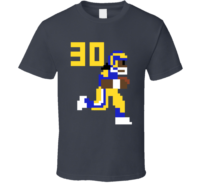 Todd Gurley Tecmo Los Angeles Football Sports Team Fan T Shirt