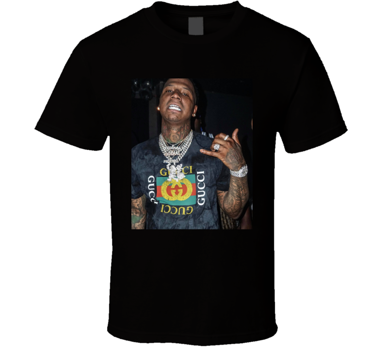 Moneybagg Yo Cmg Bread Gang Rapper Rap Hip Hop Music Fan T Shirt