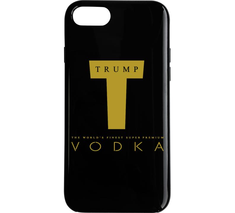 Trump Vodka Funny Political Election Humor Phone Case