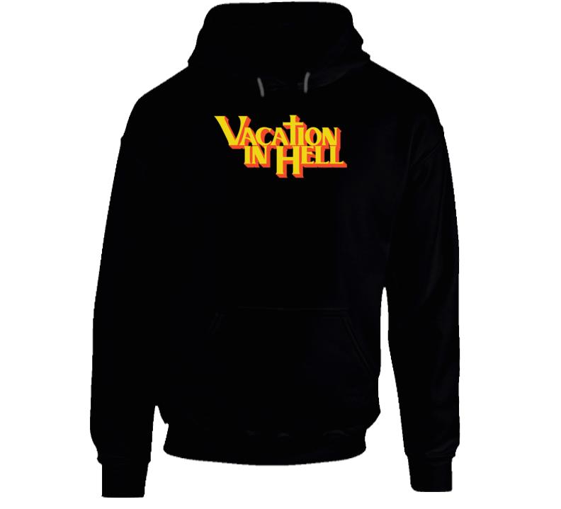 Flatbush Zombies Vacation In Hell Rap Hip Hop Music Fan Hoodie