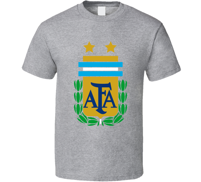Argentina National Football Team Soccer World Cup 2018 Cool Sports Fan T Shirt