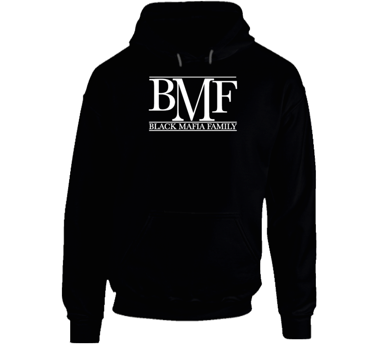 Bmf Black Mafia Family Gangster Hoodie