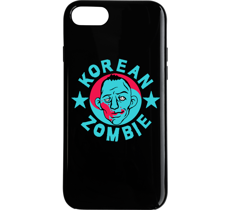 Chan Sung Jung The Korean Zombie Mma Fighter Fighting Fan Phone Case