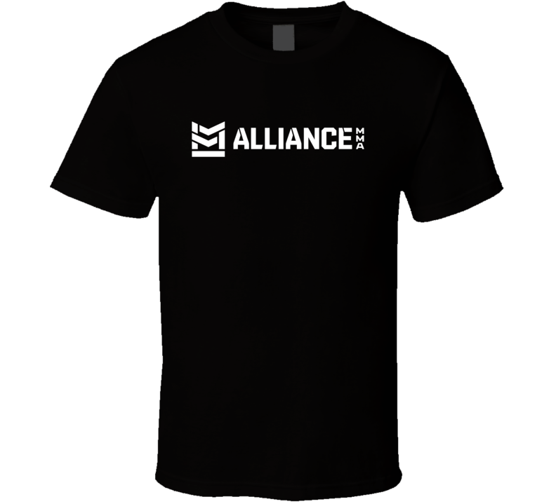 Alliance Mma Fighting Mixed Martial Arts T Shirt