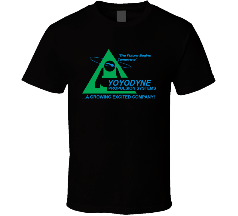 Yoyodyne Propulsion Systems The Crying Of Lot 49 Novel Fan T Shirt T Shirt