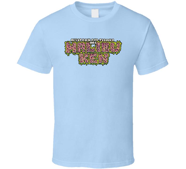 Aesop Rock And Robacco Are Malibu Ken Album Rap Hip Hop Music Fan T Shirt  Trending Design Shirt Hoodie
