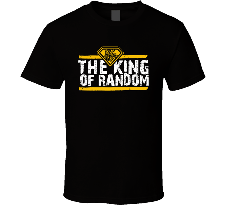 The King Of Random Grant Thompson Youtubber Youtube Star Cool T Shirt