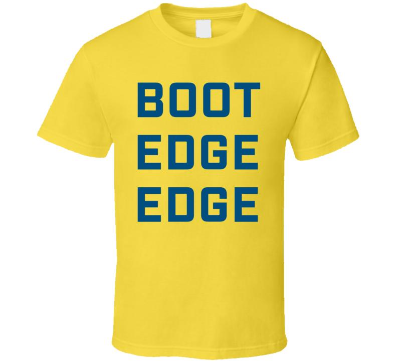 Boot Edge Edge Pete Buttigieg Presidential Election T Shirt