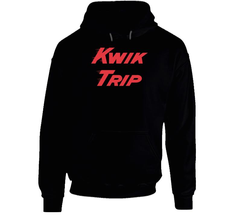 Kwik Trip Gas Station Store Cool Brand Logo Car Hoodie