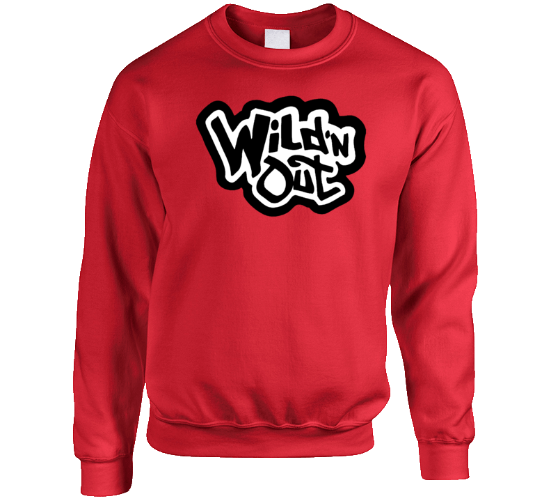 Wild N Out Reality Comedy Tv Show Fan Crewneck Sweatshirt