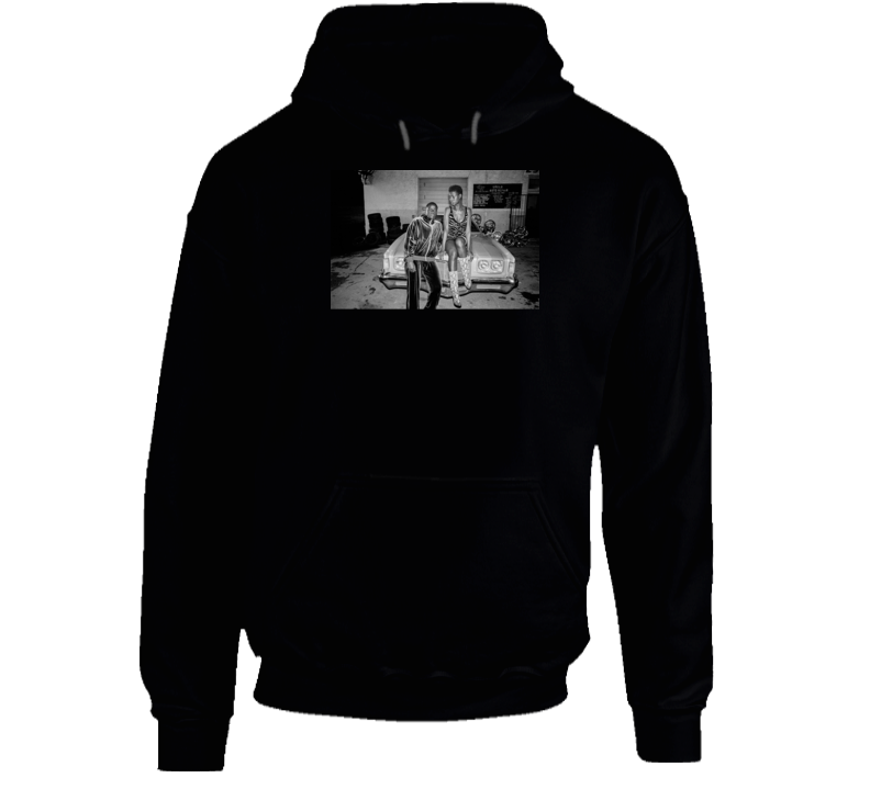 Queen And Slim Cool Movie Poster Hoodie