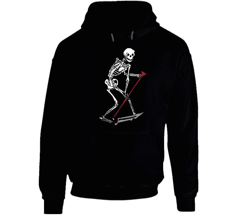 Lil Peep Cool Skeleton Rap Hip Hop Music Fan Hoodie