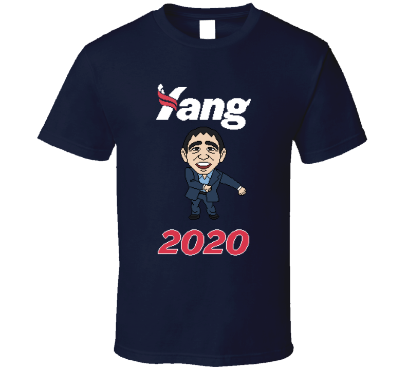 Andrew Yang 2020 Funny Presidential Election T Shirt
